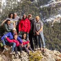 Making History. Building a Legacy. All African American Expedition Denali