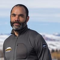 Denali Mountaineer Ryan Mitchell