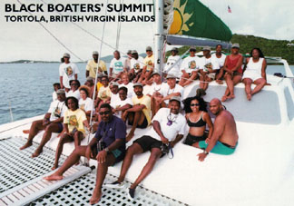 Black Boaters' Summit 2013: Sailing and Emancipation in the British Virgin Islands