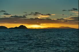 A Classic BVI Sunset